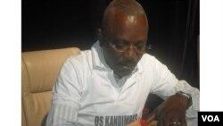 """Os Kandimbas, o Chefe e a Pátria"", de Miguel Michel"