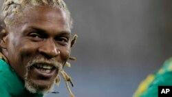 Rigobert Song, l'ancien joueur du Cameroun