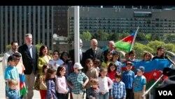 Torontoda Azərbaycanın Respublika günü