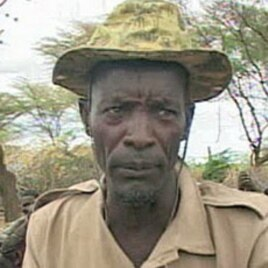 Turkana pastoralist John Ewoton Ekaran said he has lost all of his brothers to armed raiders, in addition to cattle, Aug 2010