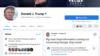 Các nền tảng công nghệ khoá chặn Tổng thống Trump