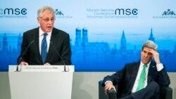Kerry, Hagel On U.S. - European Relationship
