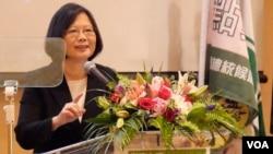 Kandidat Presiden Taiwan, Tsai Ing-wen (Foto: dok).