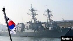 Corea del Sur prepara su armada ante la amenaza de su vecino del norte.