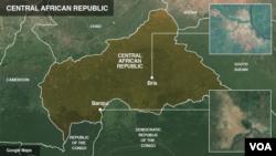 Ikarata ya Centrafrika