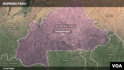Ikarata ya Burkina Faso