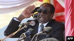 Tổng thống Zimbabwe Robert Mugabe