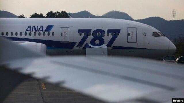 Por lo menos 50 aeronaves Dreamliners están en tierra desde el 16 de enero de 2013.