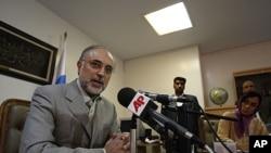 ایران کے وزیر خارجہ علی اکبر صالحی (فائل فوٹو)