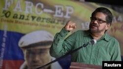 La comandancia de las FARC, a la que pertenece Iván Márquez, asegura que la liberación de otras tres personas se ha visto impedida por acciones del gobierno colombiano.