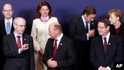 Grupna fotografija šefova država ili vlada EU
