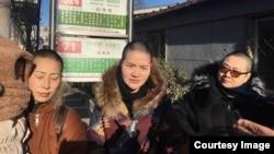 709案律师妻子李文足:我险些被踩成肉饼