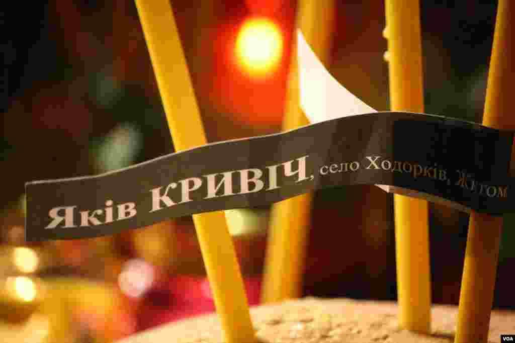 Яков Кривич, село Ходоркив, Житомирская область Украины. Один из тех, кто героически делился последней едой с умирающими от голода соседями в голодные тридцатые года двадцатого века.