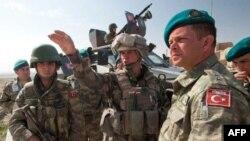 Afganistan'ın başkenti Kabil'de Türk askerleri