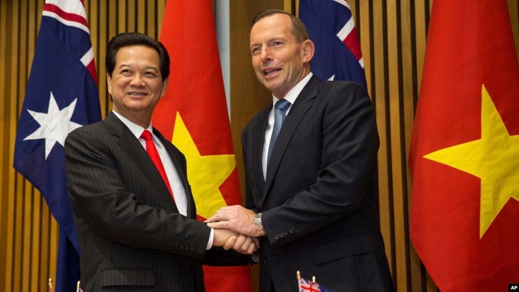Kết quả hình ảnh cho vietnam and australia