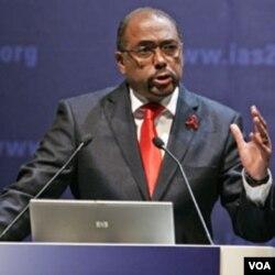 Direktur badan AIDS PB (UNAIDS), Michel Sidibe