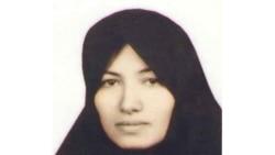 سکینه محمدی آشتیانی، زن محکوم به سنگسار