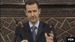 Presiden Bashar al-Assad secara umum mendorong sekularisme di Suriah.