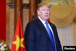 Tổng thống Trump được nhiều người Việt bày tỏ ủng hộ, tôn thờ trên mạng xã hội