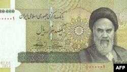 Đồng 100.000 rial của Iran