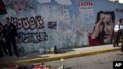 En Venezuela la gente sale de sus casa sin la certeza de volver con vida.