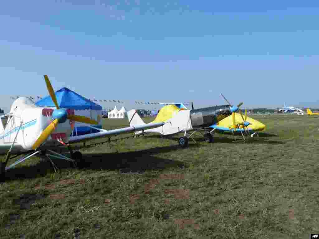 Концепты новых самолетов авиации общего назначения