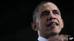 تاکید اوباما بر عدم وابستگی به تیل خارجی