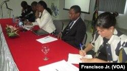 Seminário sobre as crianças e a lei (Maputo)