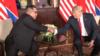 朝中社:美國與北韓領導人提議並接受了互訪邀請