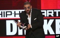 Drake no American Music Awards
