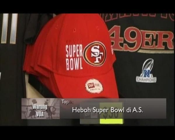 Heboh Super Bowl di AS (3) - Warung VOA