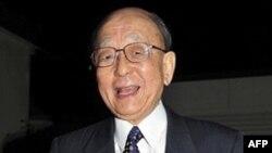 Khoa học gia Akira Suzuki, một trong 3 nhà khoa học đoạt giải Nobel Hóa học 2010