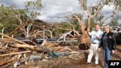 Guvernerka Meri Falin obilazi pogođeno područje