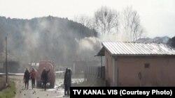 Macedonia, fashewar iskar Gas.