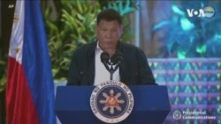 菲律賓總統杜特爾特接受提名參選下屆副總統
