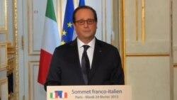 اولاند خواستار آزادی فوری شهروند فرانسوی ربوده شده در یمن شد