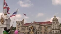 Thailand Protests 2-17-14
