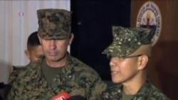 奥巴马访菲前美菲在南中国海演习两栖登陆