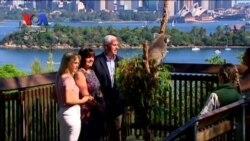 مایک پنس، معاون ریاست جمهوری آمریکا در سیدنی