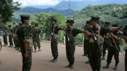 Rebel Tensions Rise as Myanmar Army Launches Offensive