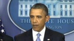 奥巴马签署避免财政悬崖法案