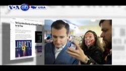 Ông Ted Cruz lần đầu tiên công kích trực tiếp Donald Trump (VOA60)