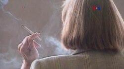 Nuevas estadísticas del fumar