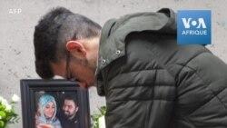La communauté iranienne de London au Canada rend hommage aux victimes du crash