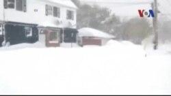 Mỹ chìm trong thời tiết lạnh bất thường