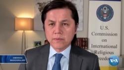 Nuri Turkel - AQSh Xalqaro diniy erkinlik komissiyasi a'zosi