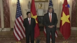 Mỹ, Việt tiến thêm 1 bước hướng tới quan hệ đối tác quốc phòng