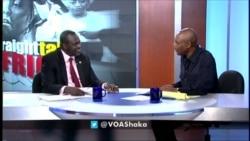 VOA's Shaka Ssali on South Sudan Peace Deal