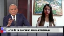 Ligia Toledo, presentadora de TN23 Guatemala