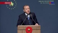 Erdoğan: 'Afrin'den Geri Adım Atmak Yok'